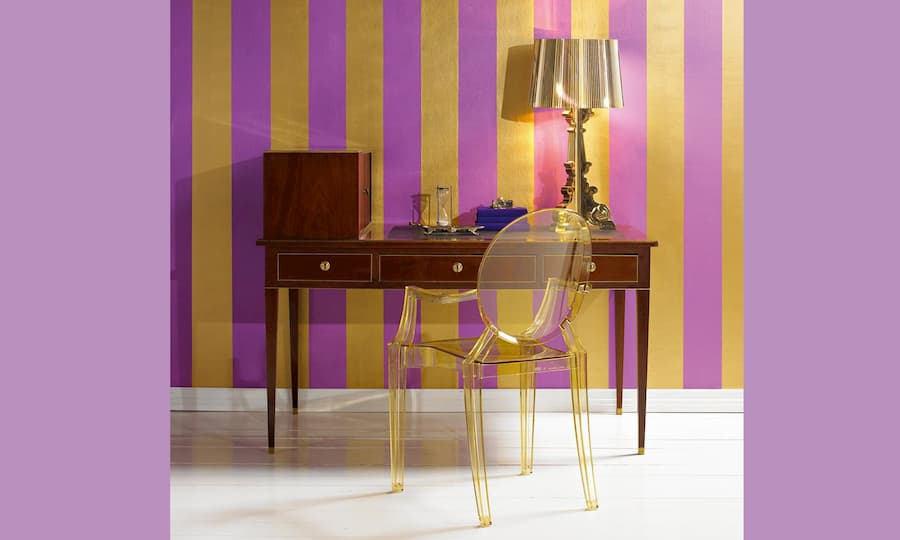 Sedia louis ghost by Kartell